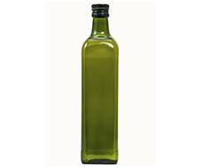 Botella agro vidrio