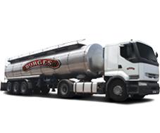 Camión cisterna - Borges